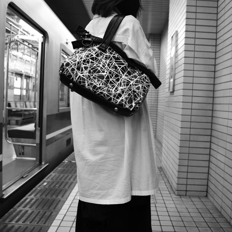 ★残りわずか 【kumonoito】25bisトートバッグ