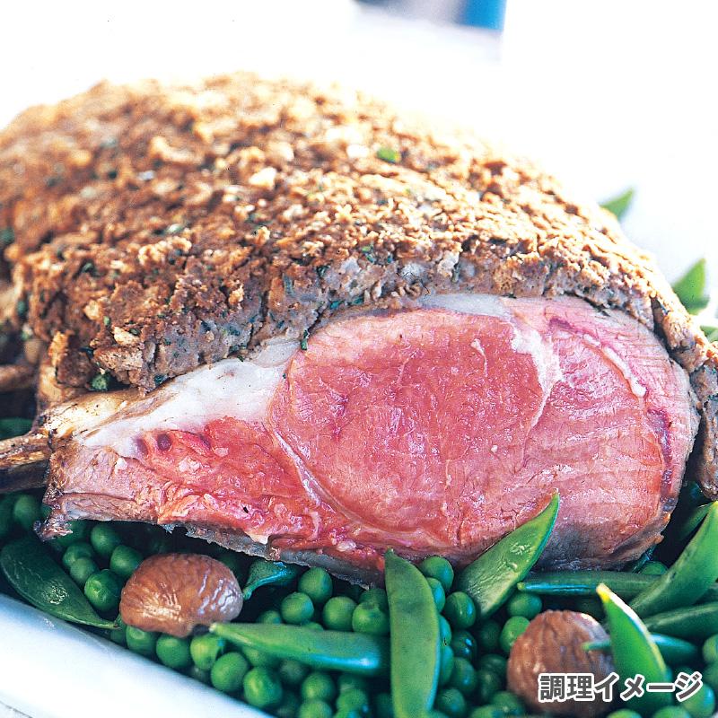 【量り売り】カナダ産 冷凍 仔牛Tボーン(骨付きロース)約250gカット【1パック:約230〜270g】