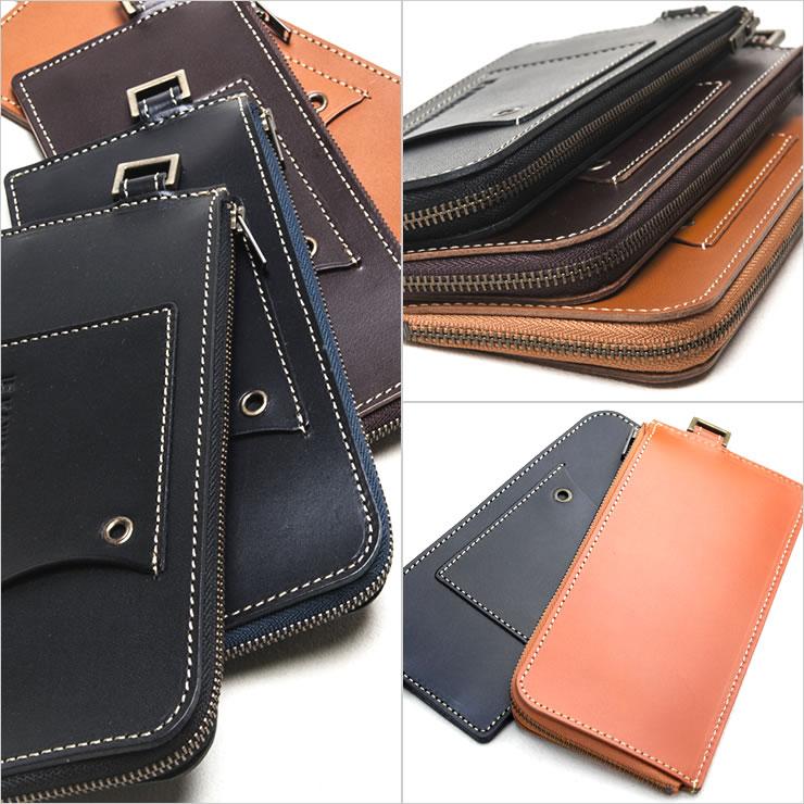 革職人 libertyII(リバティツー)L型長財布
