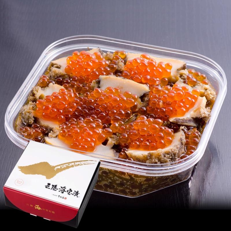 〈釜石中村家〉三陸海宝漬(650g)