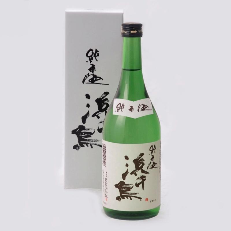 〈浜千鳥〉純米酒 720mL