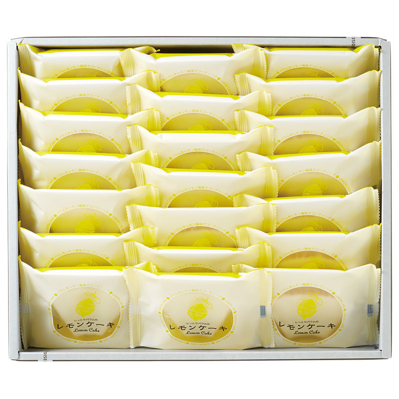 07−01<タルトタタン>レモンケーキセット