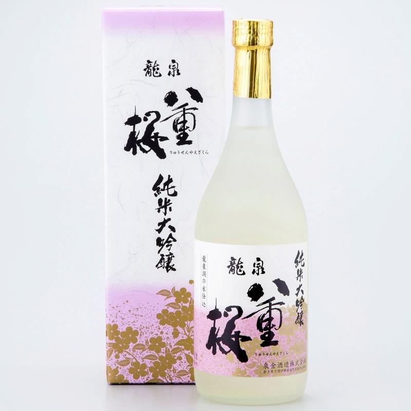 〈龍泉八重桜〉純米大吟醸 720mL