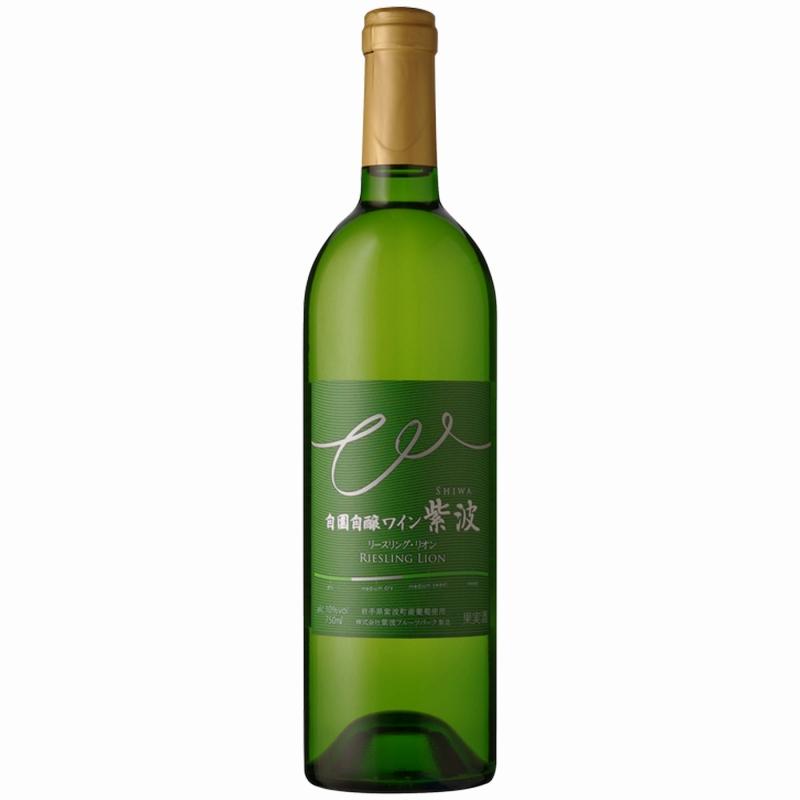 〈紫波自園自醸ワイン〉リースリングリオン(白)