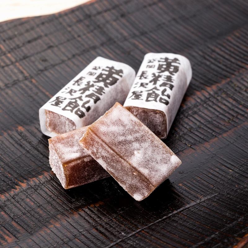 〈長沢屋〉 黄精飴20個入