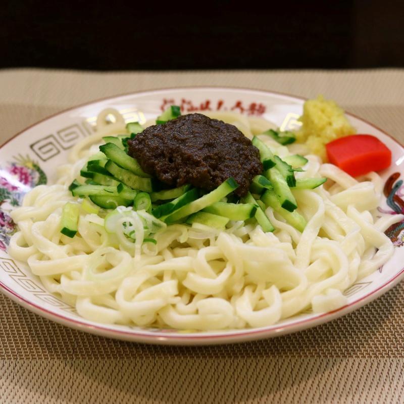 〈白龍〉元祖盛岡じゃじゃ麺4食パック