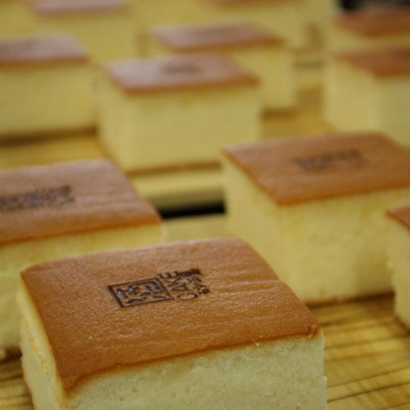 〈砂田屋〉酒ケーキ ハーフサイズ