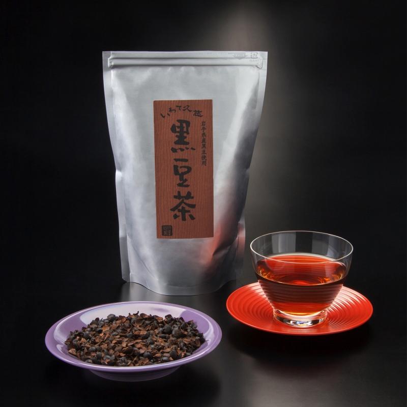 〈竹屋製菓〉黒豆茶