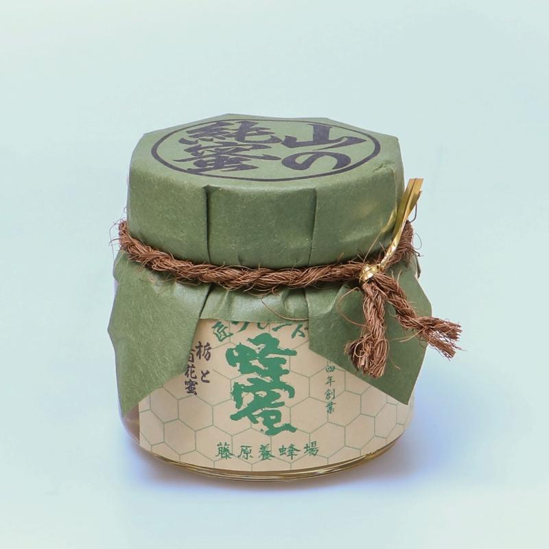 〈藤原養蜂場〉匠ブレンド蜂蜜 栃と百花蜜