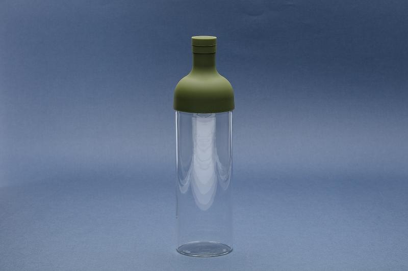 フィルターinボトル 750ml オリーブグリーン