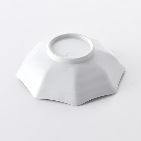 マスカット 八角平鉢