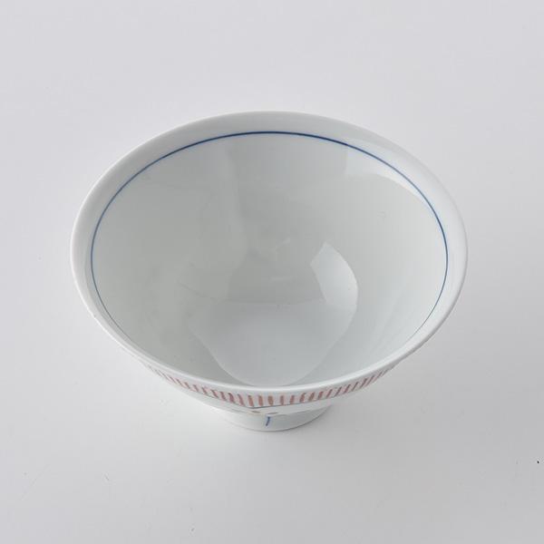 華絵トクサ 飯碗(小)