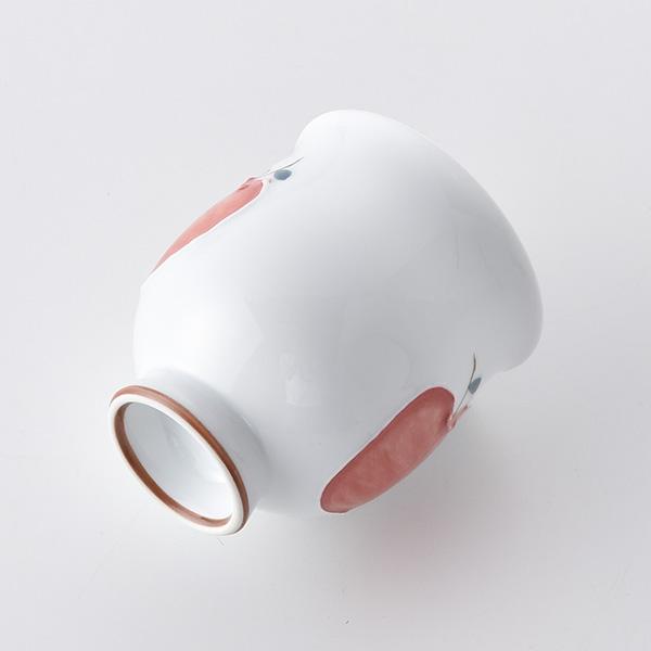 りんご コップ(小・赤)