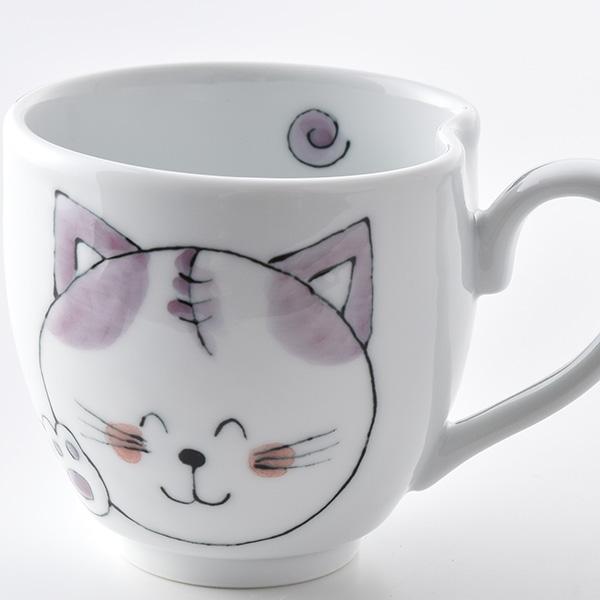 ねこ ミニマグカップ