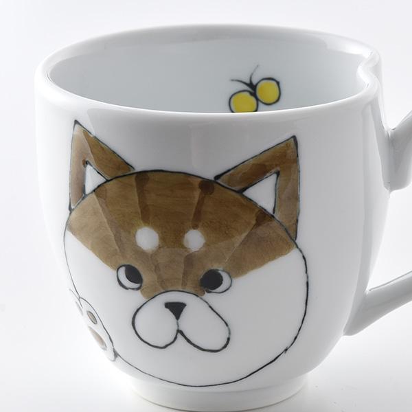 ワンコ ミニマグカップ