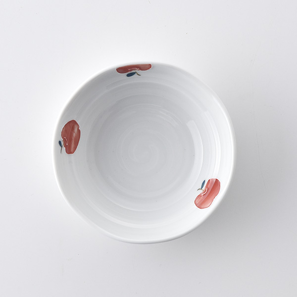 りんご なぶり鉢(中)