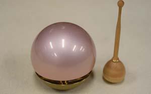 たまゆらりん 家具調用オリン お鈴 台 リン棒選べます。ゴールド、うるみ、ピンク三種類