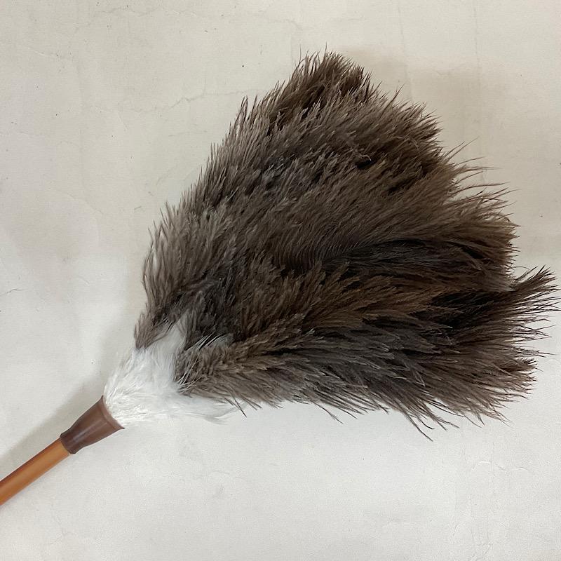 毛はたき 羽根はたき 毛ばたき だちょう ダチョウ  お仏壇仏像のお掃除に