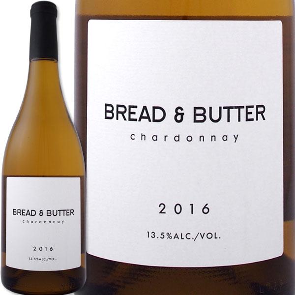 ブレッド&バター・シャルドネ 2018【白ワイン】【アメリカ】【750ml】【ホワイトハウス】【Bread & Butter】
