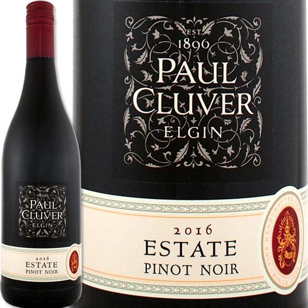 ポール・クルーバー・エルギン・ピノ・ノワール 2017【南アフリカ共和国】【赤ワイン】【750ml】【辛口】【Paul Cluver】