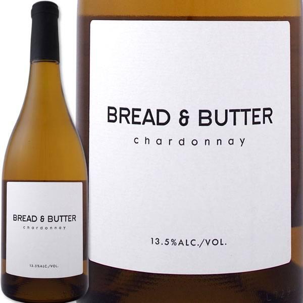 ブレッド&バター・シャルドネ 2019<br><br>【白ワイン】【アメリカ】【750ml】【ホワイトハウス】【Bread & Butter】