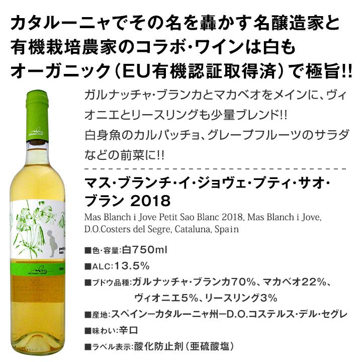 【送料無料】目からウロコ!!スペイン白ワインの「いま」は超激旨!!スペインおうちバル白ワイン6本セット!