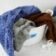 <SALE>《新色》バスタオル同色6枚セット バングラデシュ製ガムシャタオル