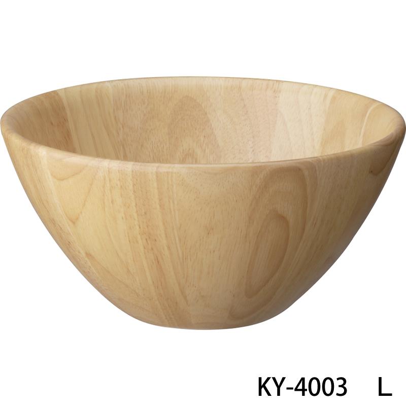 [アウトレット]木製 サラダボウル