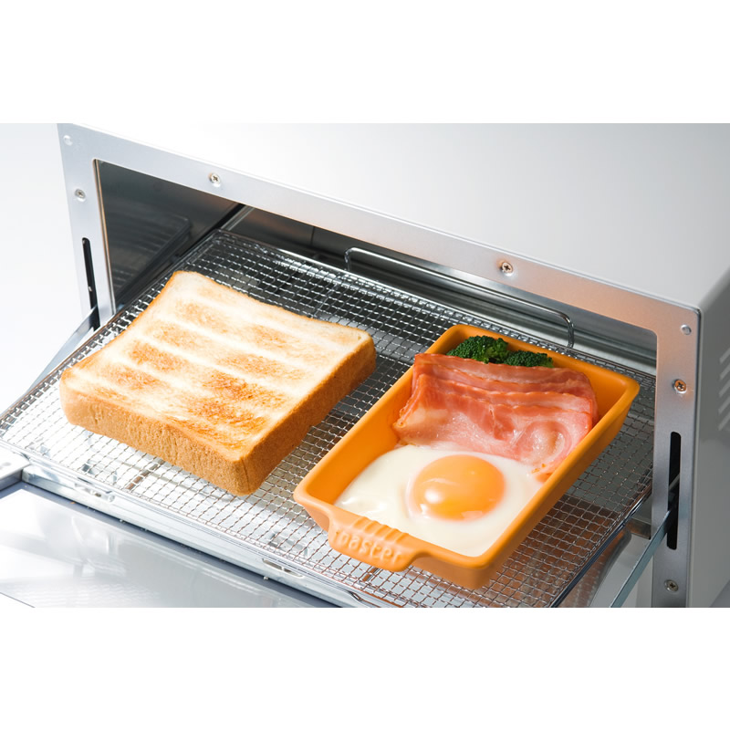 [アウトレット]耐熱皿 トースタープレートセット