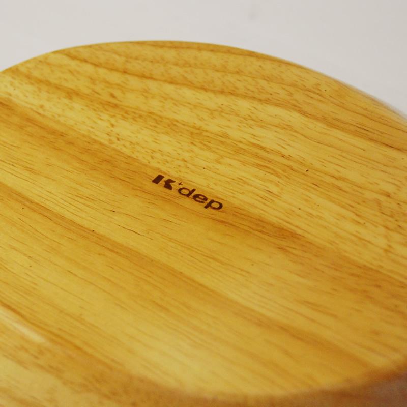 木製 オーバルボウル