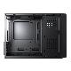 恵安 MicroATX ITX スリム PCケース 300W 電源内蔵 KX-M01 送料無料