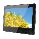 恵安 7インチ デジタルフォトフレーム サイネージモニター ブラック KDS07HR