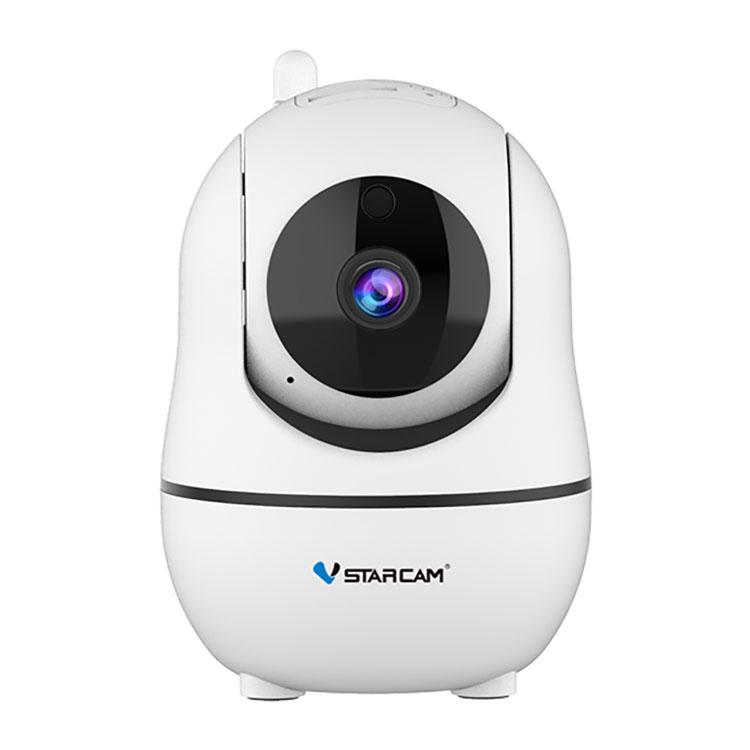 防犯カメラ 高画質フルHD 国内認証取得 スマホ操作 暗視 音声双方向 ネットワークカメラ ワイヤレス対応 屋内 家庭用 日本語マニュアル KVC45S