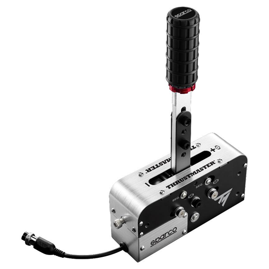 Thrustmaster TSS Handbrake Sparco Mod+ ハンドブレーキ スパルコ モッド PC PS4 Xbox対応 1年保証 輸入品