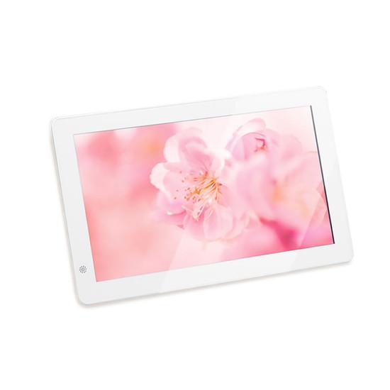 恵安 10インチ ワイド液晶画面 デジタルフォトフレーム ホワイト ブラック  KD10FR