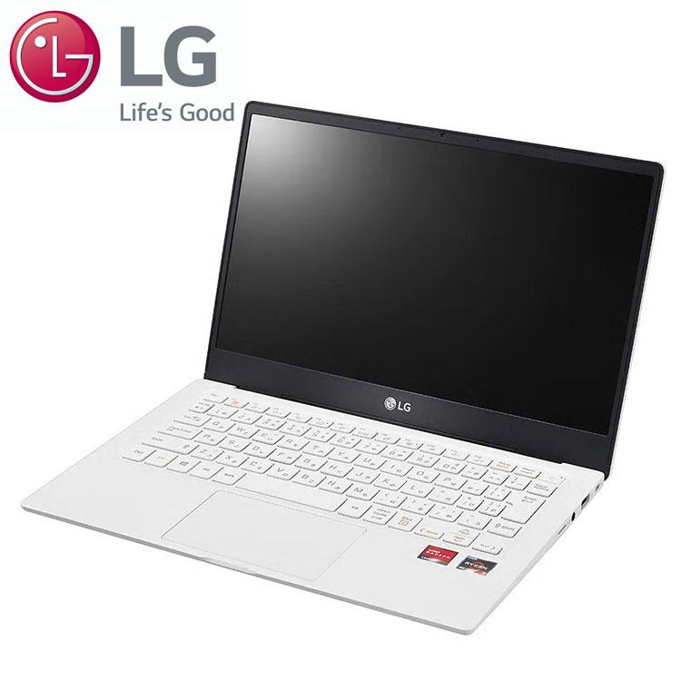 LG ULTRA PC 13.3インチ ノートパソコン Windows10 (AMD Ryzen 3/重量980g/最大15.5時間駆動/メモリ8GB/SSD256GB) 13U70P-GR32J