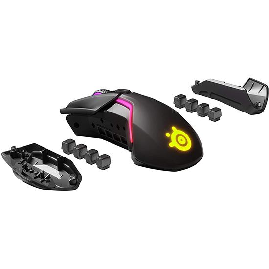 【サンプル品】 SteelSeries Rival 650 Wireless Mouse ゲーミング ワイヤレス マウス 1年保証 輸入品