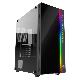 GRAXIA ライティング Extended-ATX ATX サイドパネル ガラス ゲーミング PCケース KEIAN GX-PCP-RGB