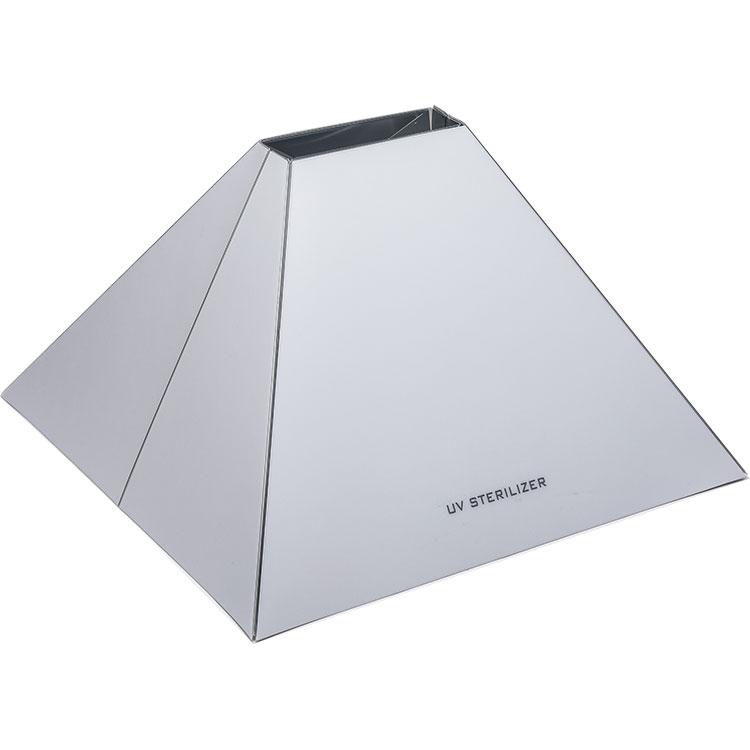 まとめて除菌 UV除菌器 2WAYカバー 99%除菌 強力UVC LED2個搭載 紫外線 殺菌 滅菌 消毒 KFY-UVS-W