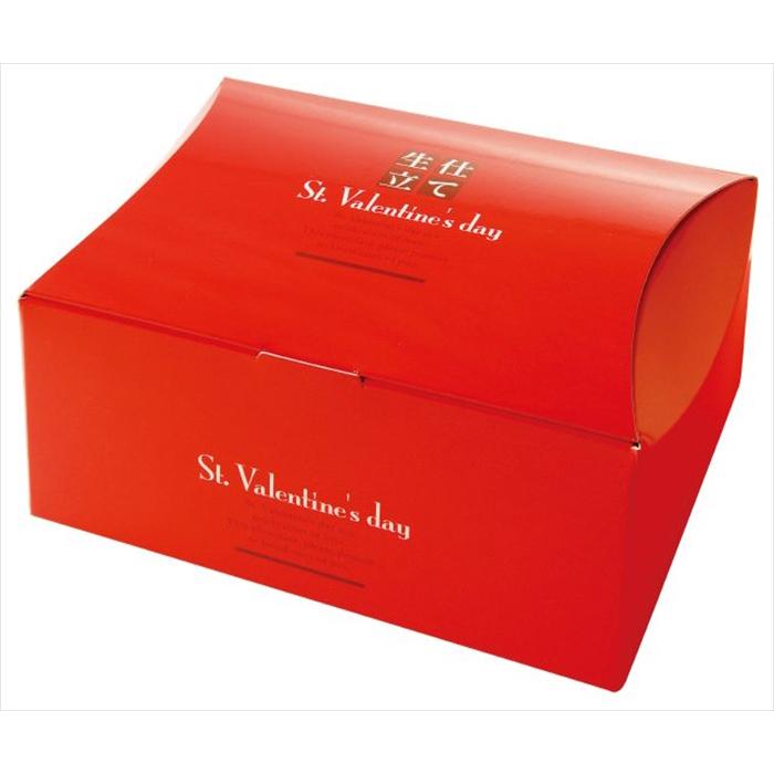 バレンタイン生チョコ仕立て10個