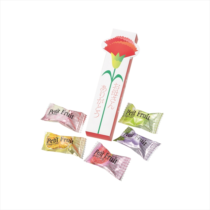 母の日フルーツキャンディパック(5粒入)