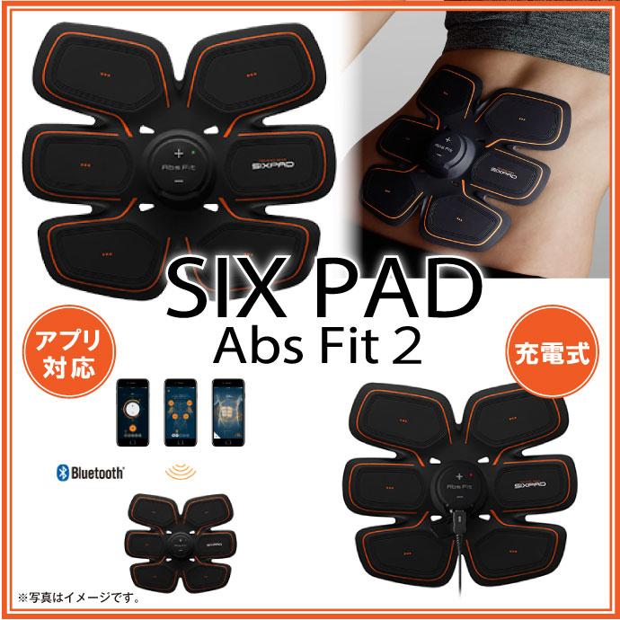 [パネもく!]SIXPAD-シックスパッド-(目録・A4パネル付)[当日出荷可]