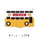 ロンドンバス 多機種対応 手帳型ケース