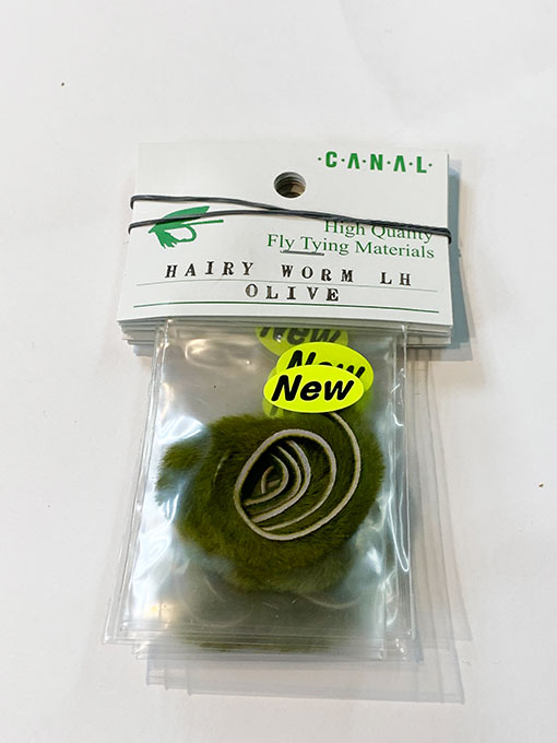 CANAL ヘアリーワーム LH