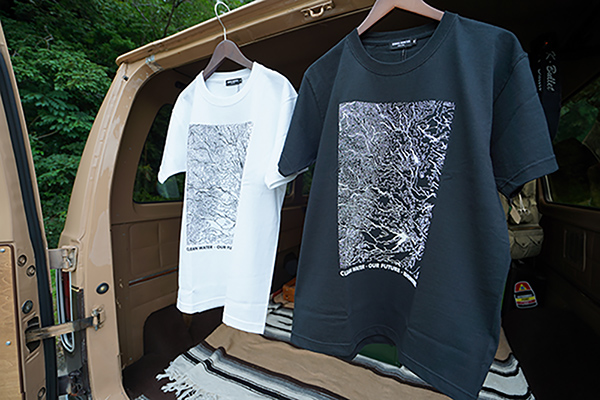 30%OFF SALE(尺ハンター)LOCAL RIVER TEE