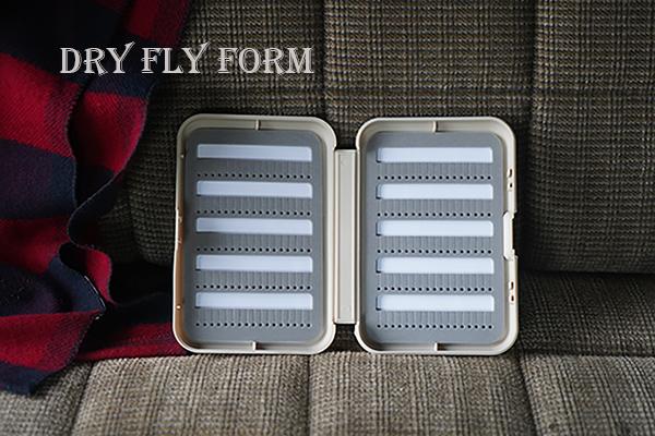 WWA Plastic Fly Box (プラスティック フライボックス)
