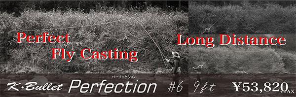 Perfection (パーフェクション) 9ft #6