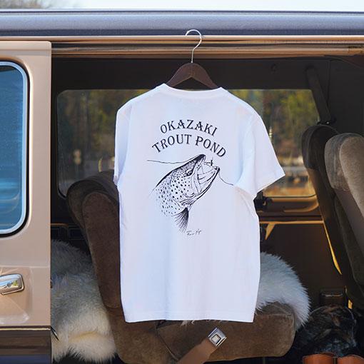 Okazaki Trout Pond Tシャツ