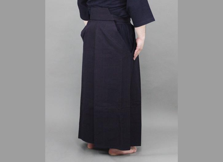 藍染夏用薄型 6000番剣道袴 【剣道 袴・剣道袴】