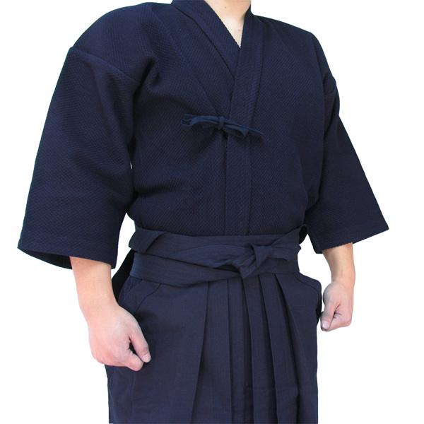 正藍染7000番 剣道綿袴【剣道 袴・剣道袴】